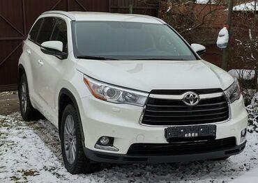 Автозапчасти в Каракол: Запчасти на Toyota Highlander
