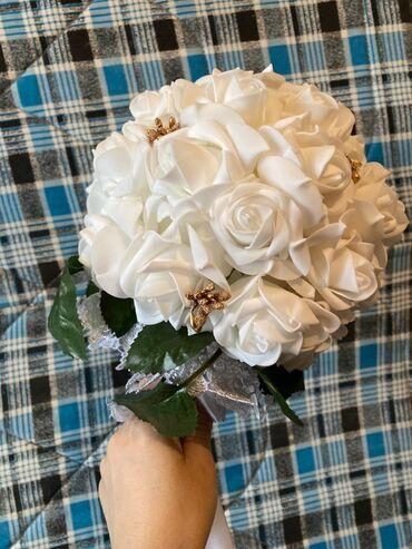 букет невесты в Кыргызстан: Свадебный букет невесты