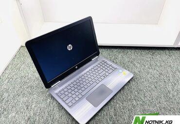 экраны для проекторов skl для школы в Кыргызстан: Ноутбук HP-модель-pavilion 15-au006ur-процессор-core