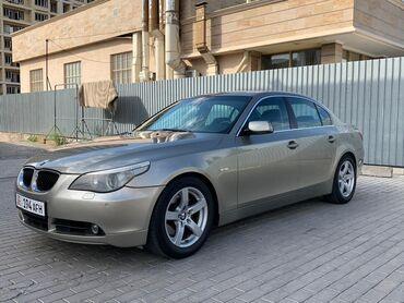 rex kg в Кыргызстан: BMW 5 series 3 л. 2004   300000 км
