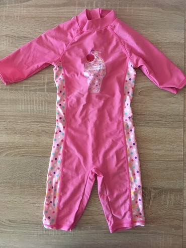 Ostala dečija odeća | Crvenka: Mothercare kupaci kostim za devojcice, fantasticna zastita od sunca