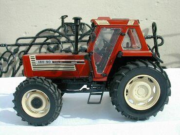 Avtomobil modelləri Azərbaycanda: Traktor modeli Flatagri 1:18 Zmz Turbo ( Belarus ) Made in italy cox