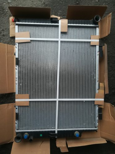 Радиатор основной Mercedes W210 мотор 111 мотор 112 мотор 611 в Бишкек