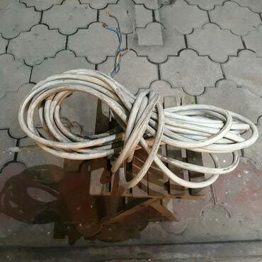 Электрический 3-х фазный 1.5 кв. 10 метров