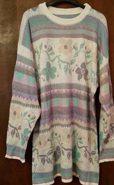 Velic da - Srbija: Jako lepa tunika,velicina XL,sa kaisem isto lepo izgleda tako da moze