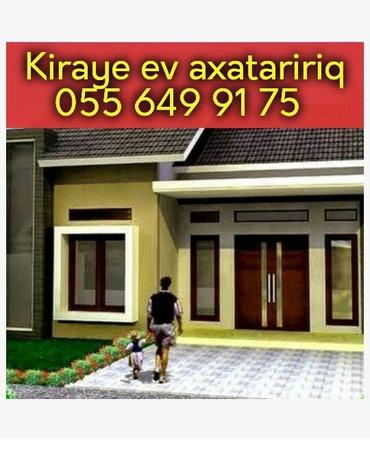 Bakı şəhərində Xetaide kiraye ev axtaririq esyali seliqeli qiymet 300 azn