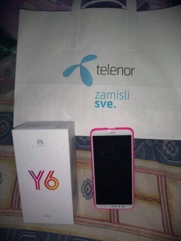 Huawei y6 dual sim - Srbija: Na prodaju telefon nov Y6 HUAWEI . Hitno 150evra