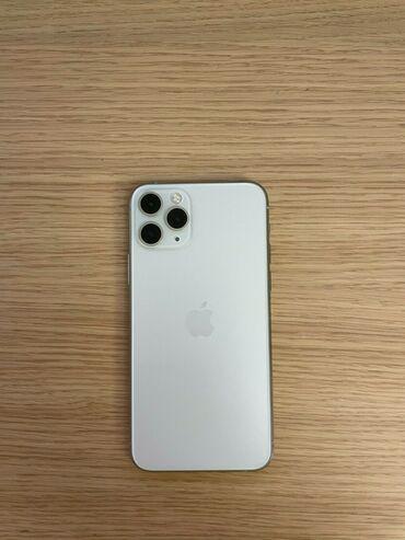 rolls royce silver spur в Кыргызстан: Б/У IPhone 11 Pro 64 ГБ Серебристый