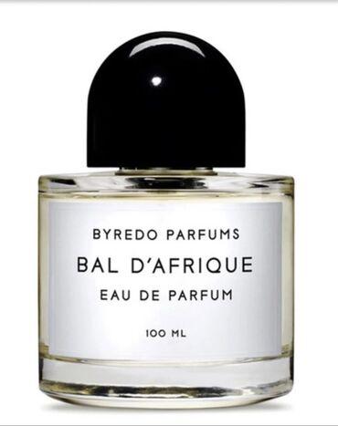НЕ РЕПЛИКА Женский и мужской парфюм «BYREDO» Духи Byredo Bal d Afrique