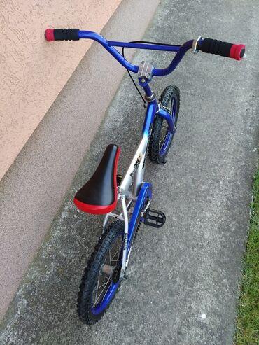 """Kuca - Srbija: Deciji bicikl Spiderman 16""""Decija bicikla Spiderman.Tockovi su 16"""""""