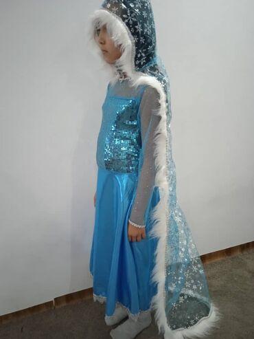коктейльное платье на новый год в Кыргызстан: Продаю Новгородние костюмы Эльза, Снежная Королева, Восточный, Человек