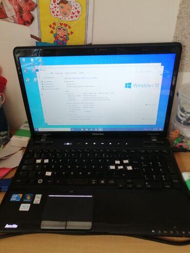 Toshiba | Srbija: Odličan gejmerski laptop sa intelovim i5 procesorom i 4gb RAM