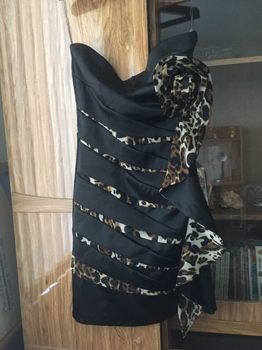 Атласное платье в идеальном состоянии в Бишкек