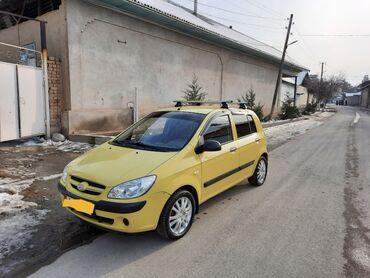 диски музыка в Кыргызстан: Hyundai Getz 1.4 л. 2008 | 161000 км