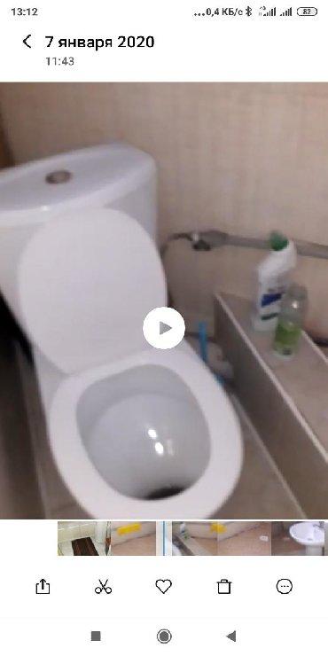 сдаю комнаты в общежитии в Кыргызстан: Сдаю с 1февраля комнату в общежитии,в секции 4комнаты.район