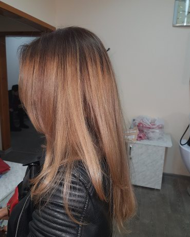 Нужны модели на окрашивание волос : в Бишкек
