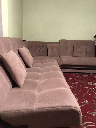Диваны - Кыргызстан: Срочно продаётся мебель, в связи с переездом. Диван