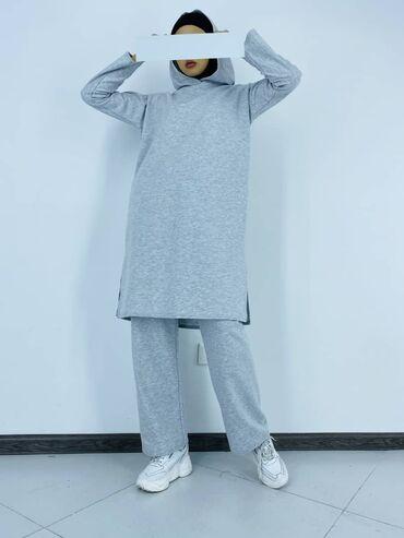 вечерние платья для полных женщин за 50 в Кыргызстан: Спортивка. Двойка . Размер 44-50