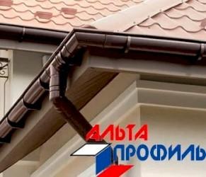 Кладка - Кыргызстан: Водосточная система «Элит» разработана для больших зданий со сложной