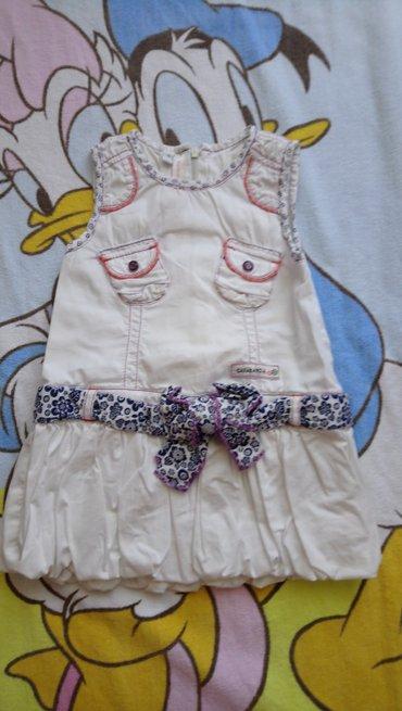 Haljinica za bebe devojčice Velicina 12-18 meseci Cena 450 din ✔ - Barajevo