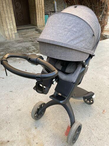 Продаю коляску срочно! Модель: Stokke Xplory V6 Характеристика: 2 в 1