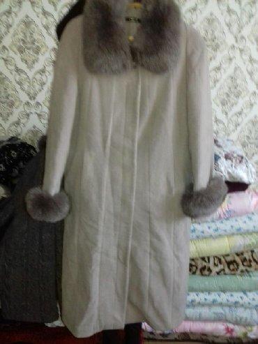 пальто в Кыргызстан: Продаю пальто в отличном состоянии Размер 50