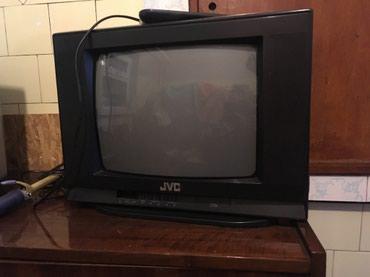 автомагнитофон jvc в Кыргызстан: Телевизор цветной JVC, рабочий