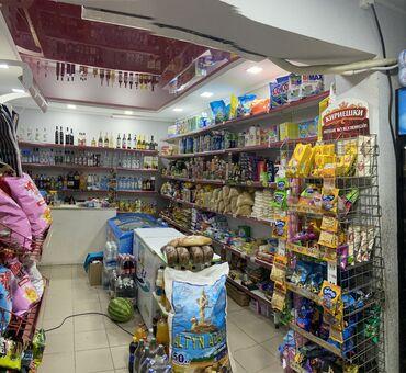 продам продуктовый магазин in Кыргызстан   МАГАЗИНЫ: 3 кв. м, С мебелью
