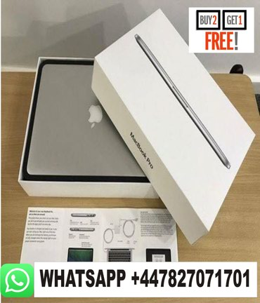 Available Macbook Pro With Complate Accessories σε Central Greece