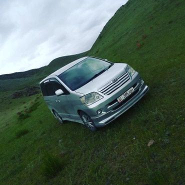 Машина на заказ минивен  в Бишкек