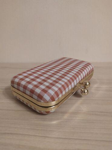Клатч сумочка новая