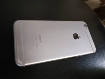 Iphone 6+ 128 gb. сост нормальное. бату держит в Бишкек
