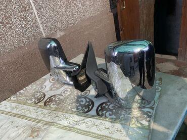 Механические зеркала на СпринтерЗеркало Sprinter С хромированными