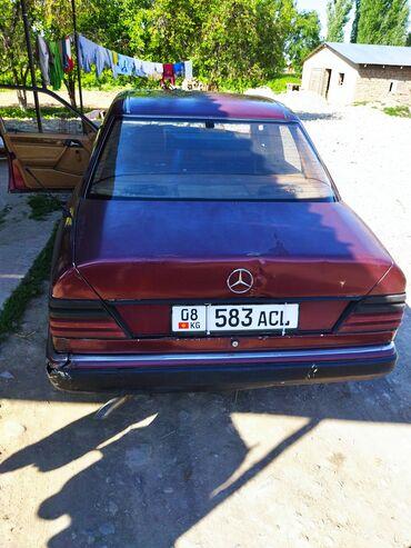 Mercedes-Benz W124 3 л. 1991