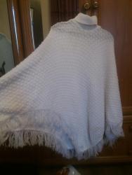 вязание пальто кардиганы пончо в Кыргызстан: Другая женская одежда Постоянная
