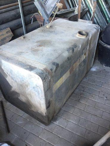 Бензобак DAF 500 литров в Бишкек - фото 3