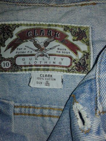 Teksas jakna za decake,kao nova,vel. 10 - Valjevo