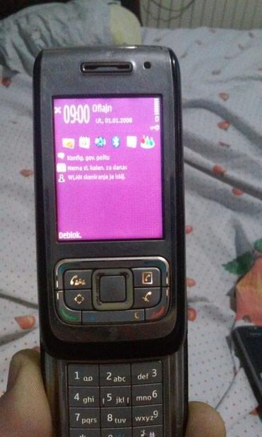 Nokia 3590 - Srbija: Nokia e65 u korektnom stanju sim fri,bez baterije i poklopca