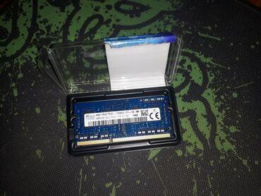 pb - Azərbaycan: SK Hynix RAM 4GB 1Rx8 PC3L-12800S-11-12-B4Тип оперативная памятьМодель