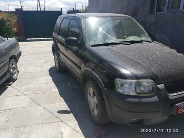 черный ford в Кыргызстан: Ford Maverick 2 л. 2003