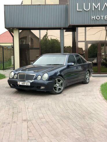 Mercedes-Benz E 320 3.2 л. 2001 | 80000 км