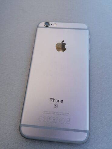 Mobilni telefoni - Sabac: Polovni iPhone 6s 64 GB Silver