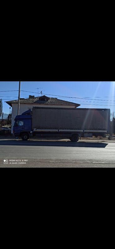 иссык куль чок тал пансионаты в Кыргызстан: Мерседес Атего 12 23 Длина кузова 9.10 Объем: 6.4 Тент шторка Шины мас