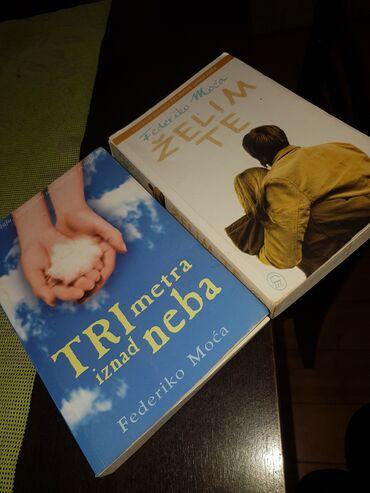 Knjige, časopisi, CD i DVD | Subotica: Komplet knjiga 1 i drugi 2 Frederiko Moca 🥰 cena je za obe knjige