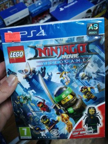 Bakı şəhərində Lego ninja go