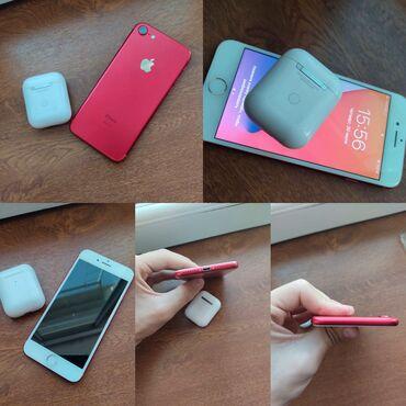 Yeni iPhone 7 128 GB Qırmızı