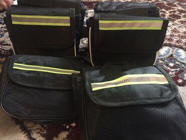 Велосипедные сумки,очень удобныеРазмеры