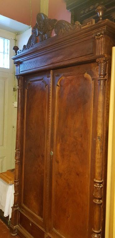 Şəki şəhərində Antik şifoner, 1923-cü ildə alınıb. Fransa.