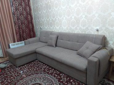 Продаю диван в г. Кант  .состояние новое. приобреталось 2 мес назад в Бишкек