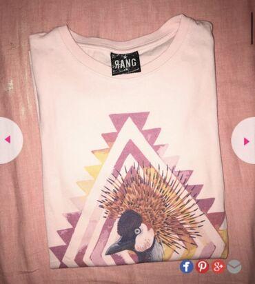 Original - Srbija: RANG original majica,nova potpuno. Nikad nosena. Kupljena u planeti na